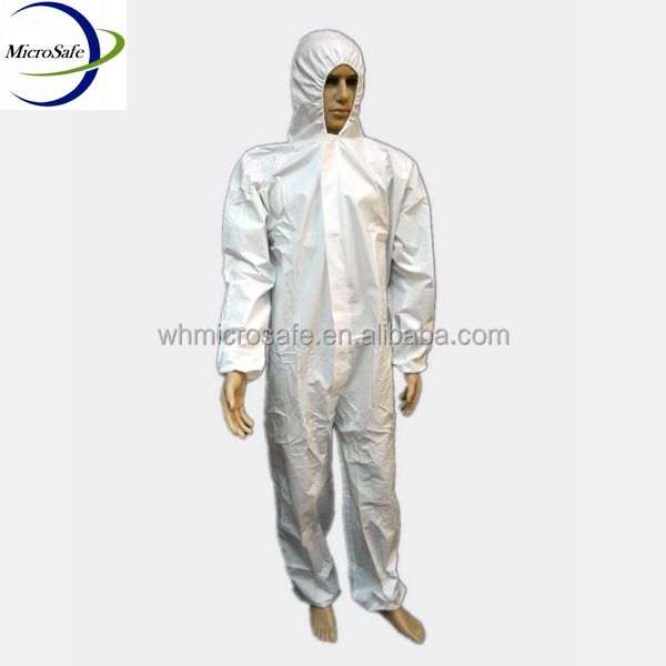 Protective Workwear Disposable Antistatic Coverall