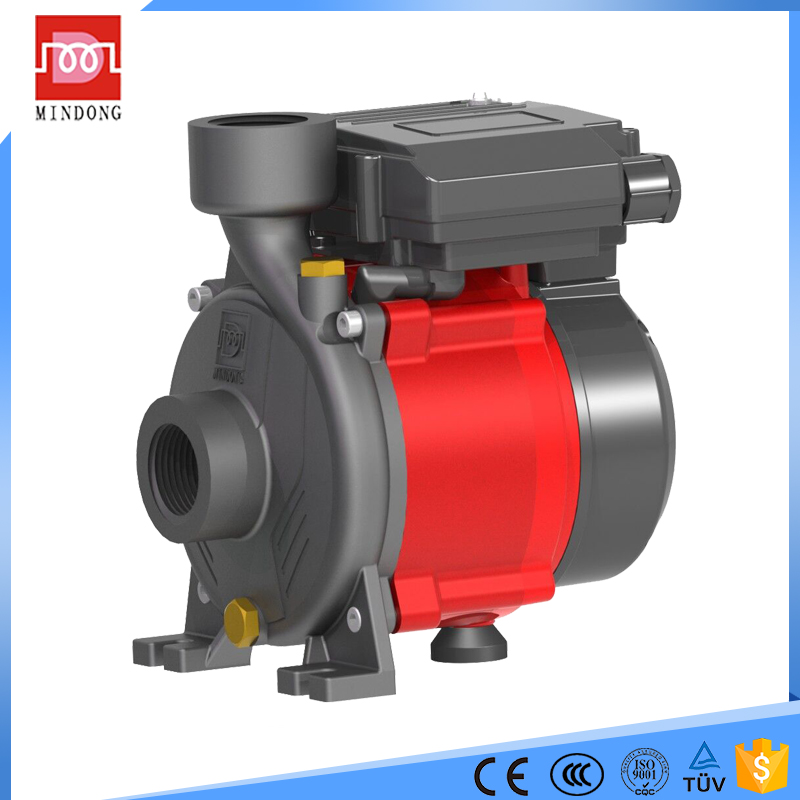Mingdong finely processed intelligent water pump station design