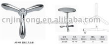 metal basaluminum table ,,chrome,restaurant,outdoor,table bases for glass tops,wooden,stainless steel