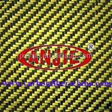 3k aramid carbon fiber hybird fabric