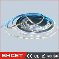 IP67 Waterproof LED 25-30LM SMD 5730 LED Strip120pcs/LED White 15W AC220V For Outdoor Decorative MOQ 100Meters