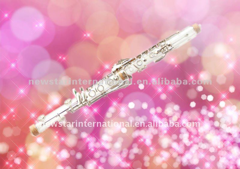 Amber/Transparent Clarinet(HCL-307)