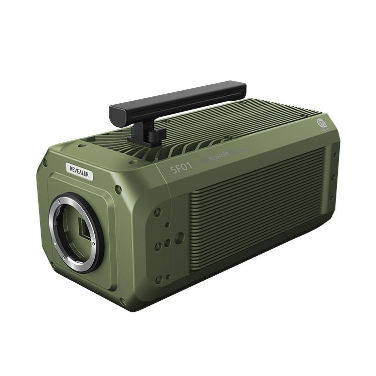 2000 FPS 1.3 millions résolution caméra haute vitesse - ANKUX Tech Co., Ltd