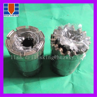 Manufacturer different types diamond core drill bits for hard rock
