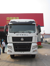 China best quality reasonable prices new design SITRAK C7H tractor trucks rhd with fuel-consuption engine1 sleeper