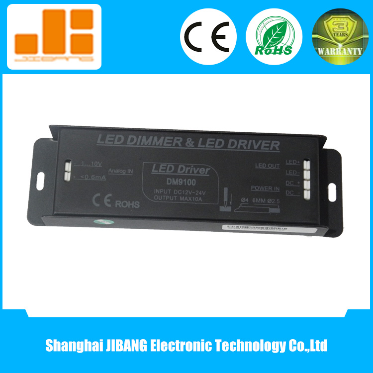 LED PWM 0-10V Dimming Driver for CV LED Lighting
