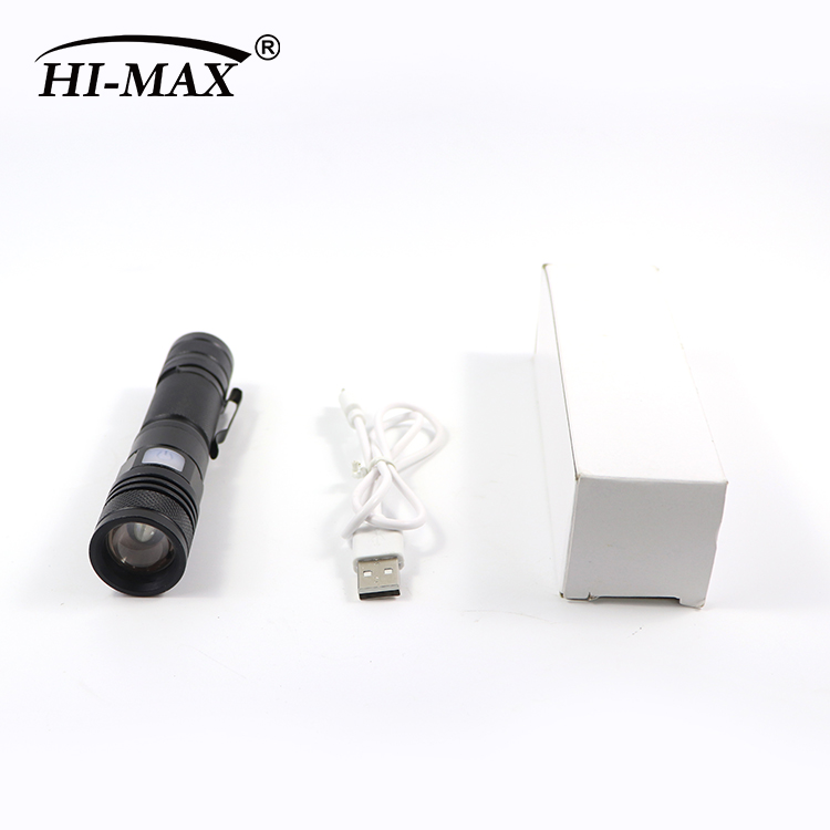Zoom802 1000 lumens 5 Mode Handheld Zoom Dimmer Zoomable Led Flashlight