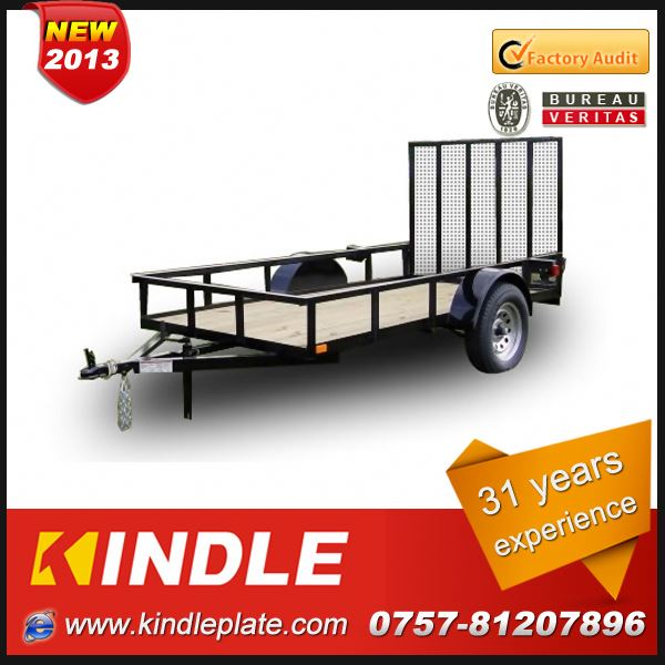 Kindle Professional heavy duty customized camper trailer with tents