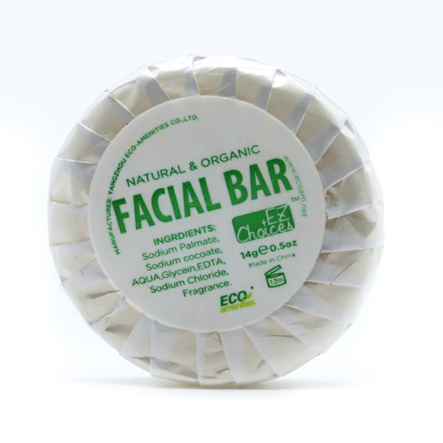 EZ Choice face bar Travel Amenities Hotel Toiletries in Bulk Guest Size Bottles(Hotel Size 15ml,250Pack) by Eco-Amenities