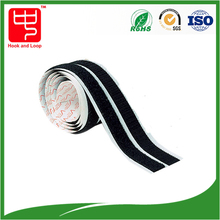 soft self adhesive hook and loop fastener tape with 3m glue