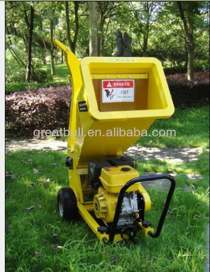 13 HP new wood chipper shredder