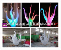 inflatable seaweed decorations coral seaweed lighting led light seaweed