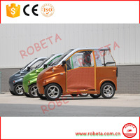 4 wheel small size electric car without driving licence/electric car / Automobiles
