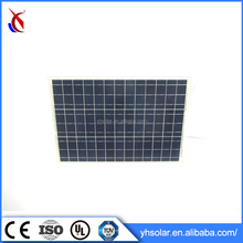 670*620*30mm Sun Solar Panel 50W Solar Modules Price