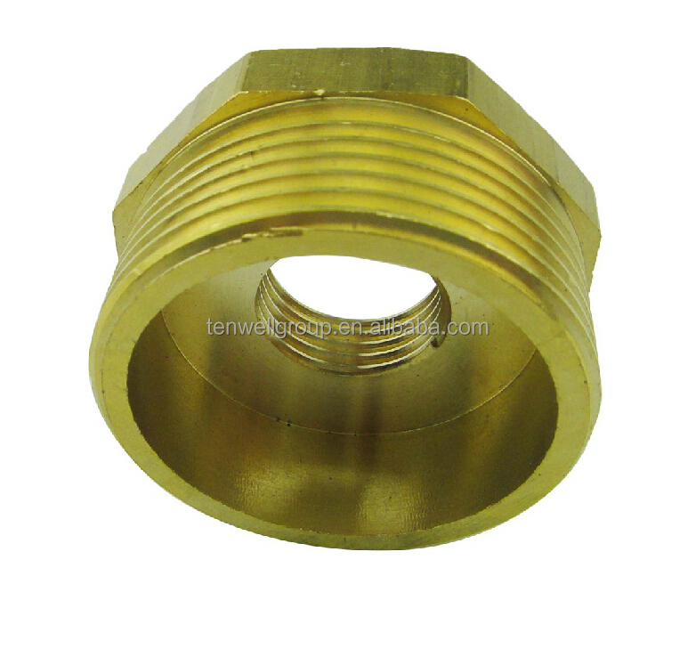 OEM Brass Material Customized CNC Precision Machining Turning Part