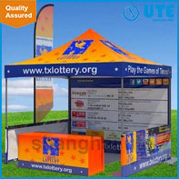 Custom printed cheap outdoor advertising canopy tent