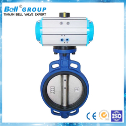32 Inch Stainless Steel Pneumatic Butterfly Check Valve