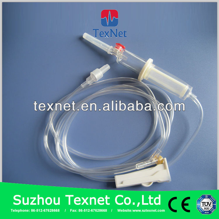 Sterile Manufacturer Supply blood transfusion equipment