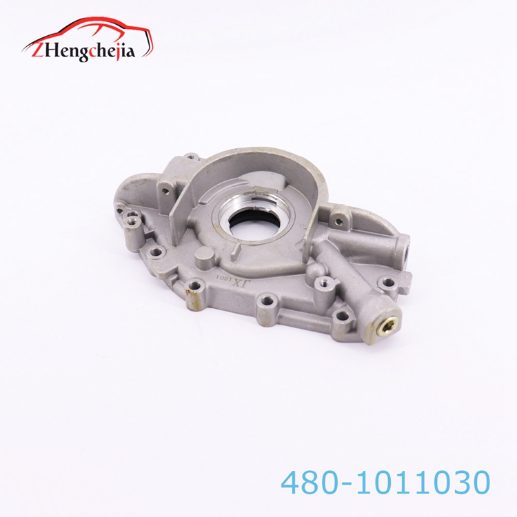 OEM  480-1011030 Wholesale Hot High Performance auto spare parts  oil pump for  chery