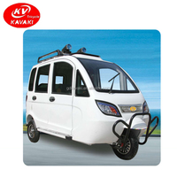 Driving type 3 wheel adult electric tricycle/ Taxi passenger tricycles/ 3wheel motorcycle for passengers for sale