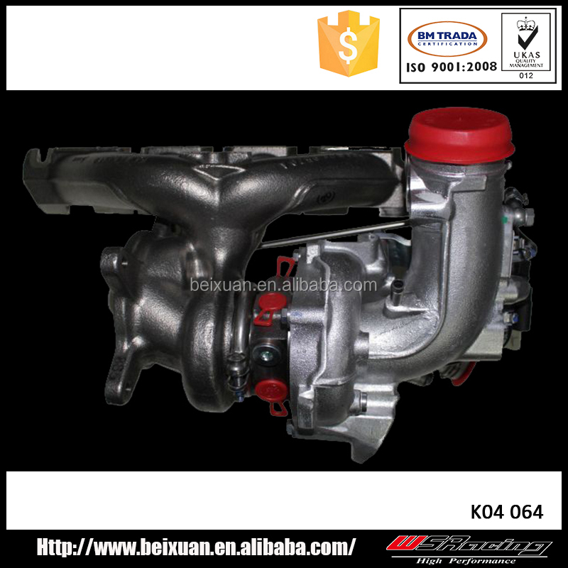 53049880064 k04 turbocharger for Audi S3 / TT 2.0TFSI
