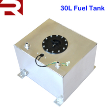 30L Racing Auxiliary Fuel Tank Performance Gas/Petrol Fuel Surge Tank