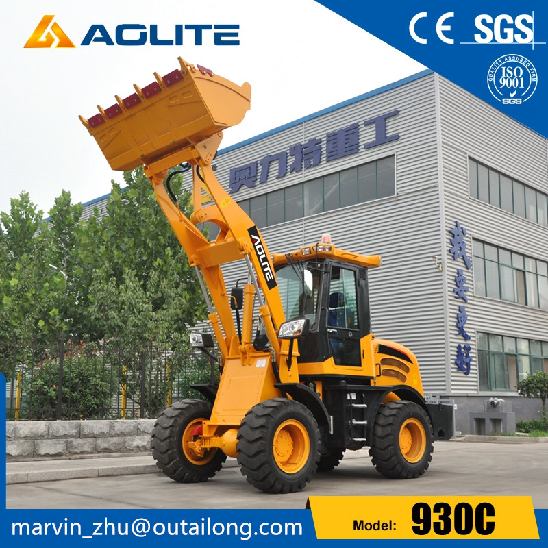 Chinese front end loader prices/ garden wheel loader / tractor