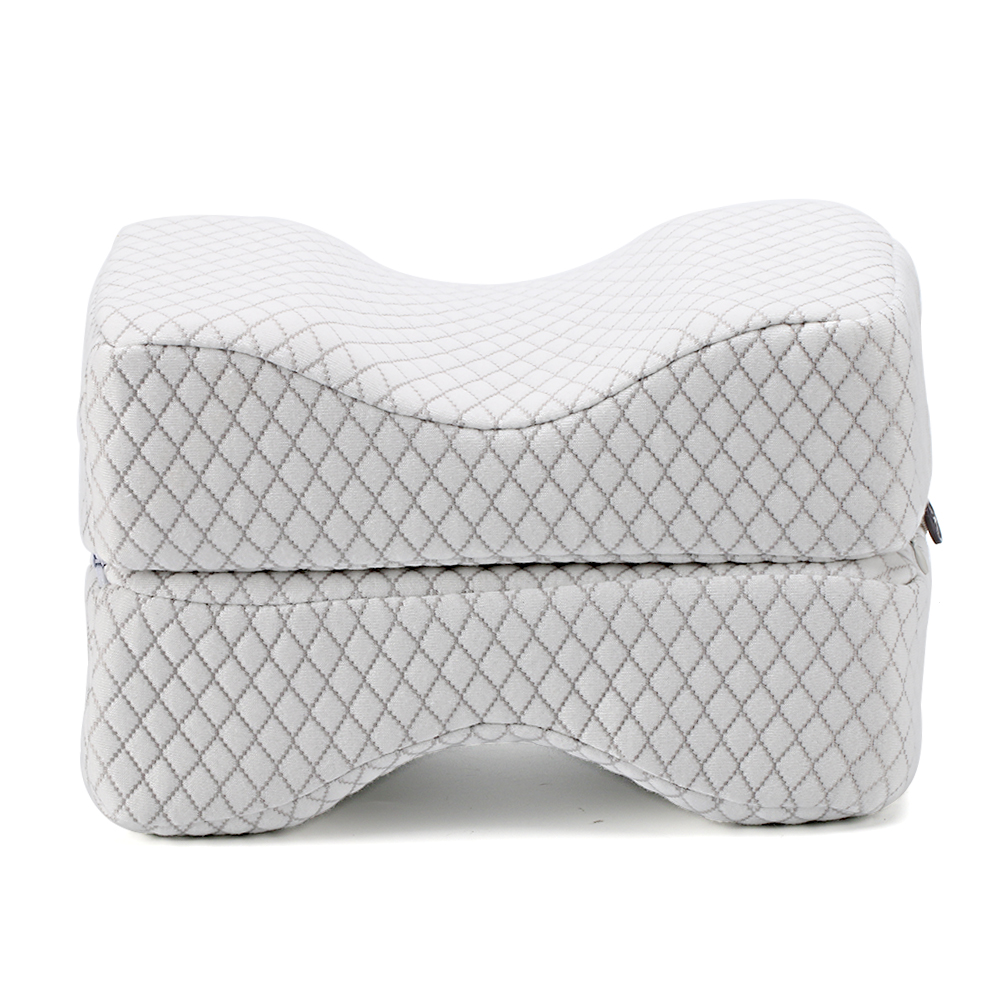 Extended Length Spinal Alignment Leg Positioner Cushion Wholesale Relief Knee Pillow Use In Bed For Hip