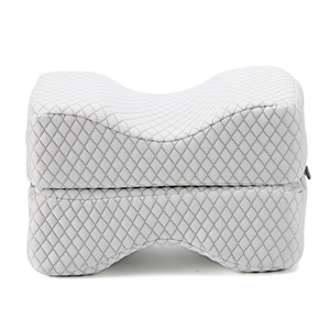 Wholesale Extended Length Spinal Alignment Leg Positioner Cushion Relief Knee Pillow Use In Bed For Hip