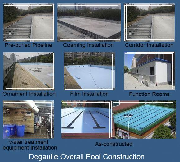 Prefabricated Metal Wall Swimming Pools Metal Structure Swimming Pool Buy Metal Frame Swimming
