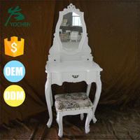 Brand New Attractive Free Samples New Designs Dressing Table