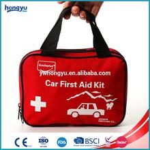 Professional emergency car first aid kit for wholesale