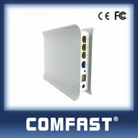 COMFAST CF-WR600N 300Mbps Wifi Wireless Router, OEM&ODM&ROHS Certificate 1 Wlan Port +3 Lan Ports Ethernet Router