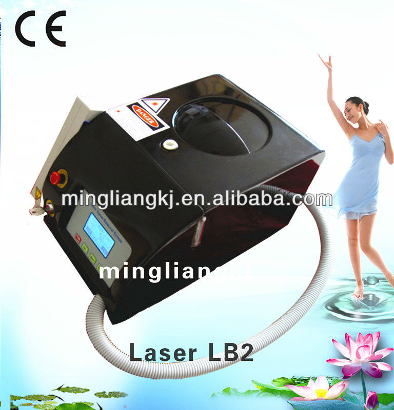 nd yag tattoo removal laser tool