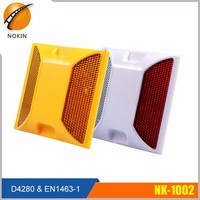 Durable Quality Plastic Motorway Reflective Road Studs,Road Marker Price