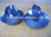 Steel Crown and Pinion Gear