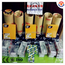 Diesel engine parts,excavator S6K cylinder liner,CAT 320 engine cylinder liner kit.