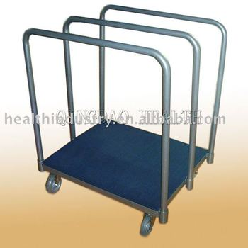 Panel Cart With Three Removable Handles