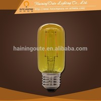 Hot sales 2w 220 lumen e27 2700k led filament bulb,led bulb price