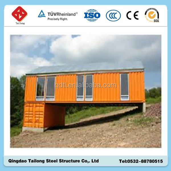 steel container home for sale