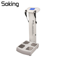 2018 Factory Big Promotion quantum magnetic resonance body analyzer manual/Index Body Composition Scanner/Inbody Index Analyzer