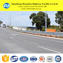 Road safety Steel Barrier Highway Guard rail