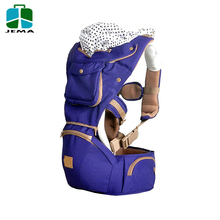 Convertible ergonomic baby carrier china 4 in 1 with Hip Seat and Hood