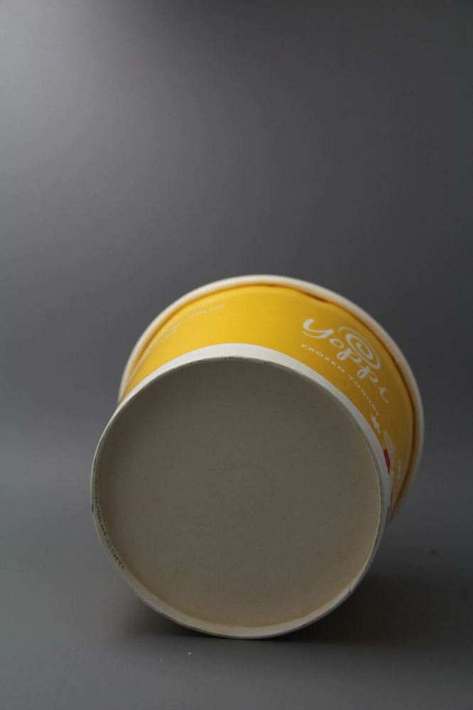 custom paper ice cream cups clear hips plastic sheet for vacuum forming
