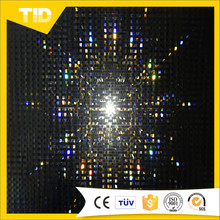 PC material reflective sheet hard lamp decoration twinkling star