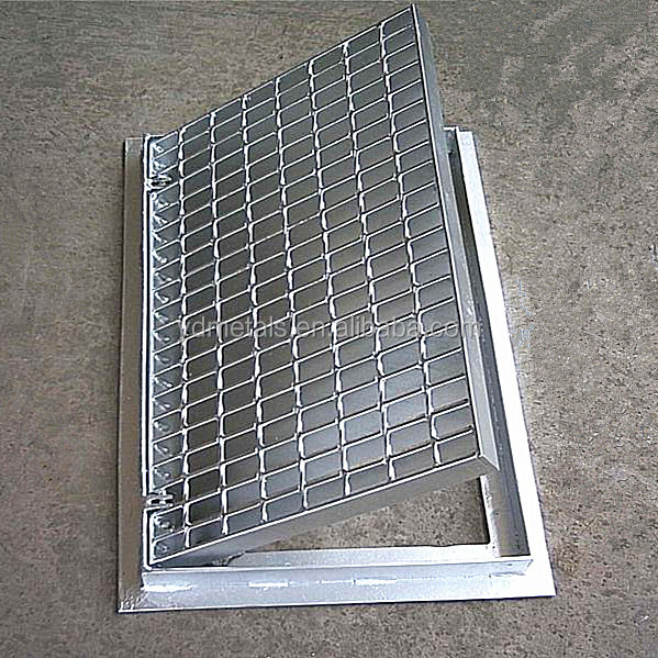 Heavy Grip Strut Safety Grating/Steel Bar Grating(ISO9001:2008)