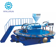 Full Automatic PVC Air Blowing Injection Moulding Machine for Slipper Shoes Sole Making