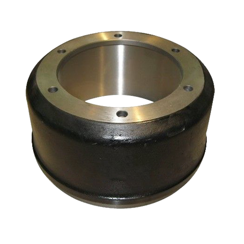 Heavy duty truck brake drum
