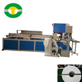 Automatic jumbo roll bath tissue cuttting machine for sale