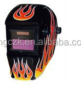 China custom arc welding helmet/arc welding mask/solar welding mask welding helmet skull